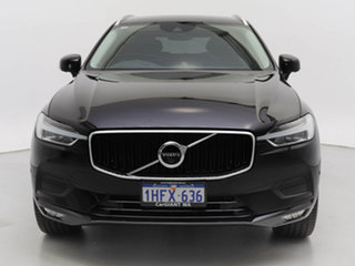 2018 Volvo XC60 246 MY18 D4 Momentum (AWD) Black 8 Speed Automatic Geartronic Wagon.