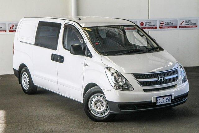Pre-Owned Hyundai iLOAD TQ MY13 Rockingham, 2013 Hyundai iLOAD TQ MY13 5 Speed Automatic Van