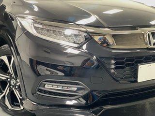 2019 Honda HR-V MY19 RS Black 1 Speed Constant Variable Hatchback.
