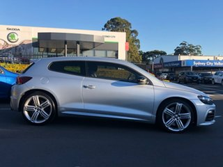 2012 Volkswagen Scirocco 1S MY12 R Coupe DSG 6 Speed Sports Automatic Dual Clutch Hatchback.