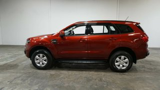 2017 Ford Everest UA 2018.00MY Ambiente Red 6 Speed Sports Automatic SUV