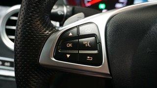 2017 Mercedes-Benz C-Class W205 807+057MY C250 9G-Tronic White 9 Speed Sports Automatic Sedan