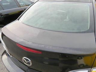 2009 Mazda 3 BL SP25 Black 5 Speed Automatic Sedan