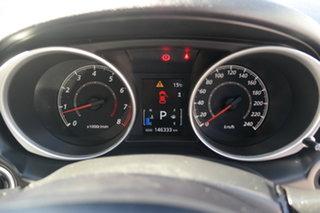 2011 Mitsubishi ASX XA MY11 Aspire Black 6 Speed Constant Variable Wagon