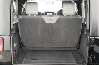 2007 Jeep Wrangler JK Sport (4x4) Black 5 Speed Automatic Softtop