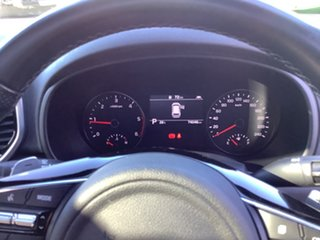 2018 Kia Sportage QL MY19 GT-Line AWD White 8 Speed Sports Automatic Wagon
