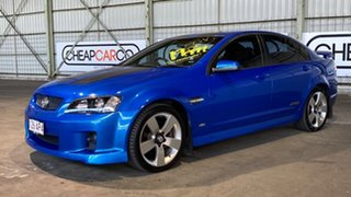 2009 Holden Commodore VE MY10 SS V Blue 6 Speed Sports Automatic Sedan.