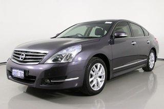 2011 Nissan Maxima J32 350 TI Grey Continuous Variable Sedan.