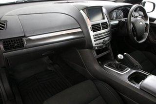 2016 Ford Falcon FG X XR6T Black 6 Speed Manual Utility