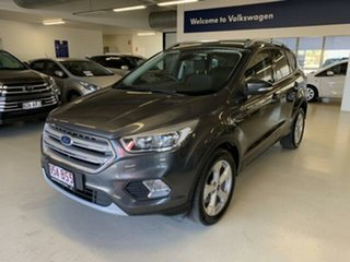 2018 Ford Escape ZG MY18 Trend (FWD) Grey 6 Speed Automatic SUV.