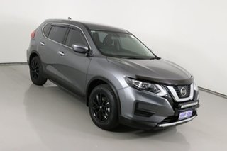 2017 Nissan X-Trail T32 Series 2 ST (2WD) Grey Continuous Variable Wagon