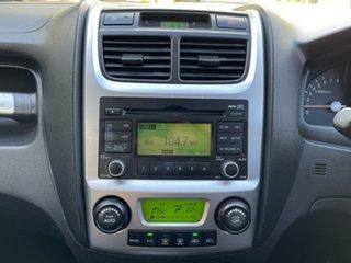 2009 Kia Sportage KM2 MY10 EX Silver 4 Speed Automatic Wagon