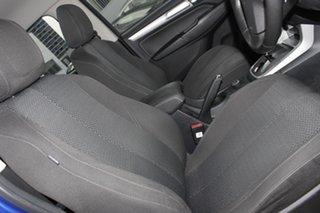 2017 Holden Colorado RG MY18 LTZ Pickup Crew Cab Blue 6 Speed Sports Automatic Utility