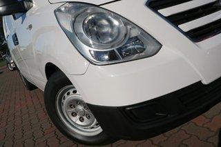2016 Hyundai iLOAD TQ3-V Series II MY16 White 5 Speed Manual Van.