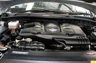 2017 Nissan Patrol Y62 Series 3 TI-L (4x4) Silver 7 Speed Automatic Wagon