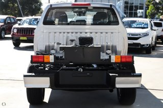 2020 Mazda BT-50 TFS40J XT Silver 6 Speed Sports Automatic Cab Chassis.