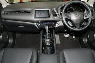 2021 Honda HR-V MY21 VTi-LX Lunar Silver 1 Speed Constant Variable Hatchback