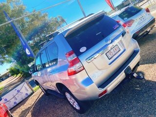 2017 Toyota Landcruiser Prado GDJ150R Altitude Silver 6 Speed Sports Automatic Wagon.