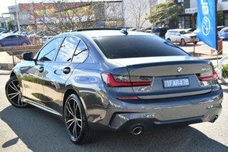 2019 BMW 3 Series G20 320d Steptronic M Sport Grey 8 Speed Sports Automatic Sedan.