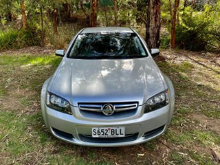 2008 Holden Commodore VE MY09 60th Anniversary Silver 4 Speed Automatic Sedan