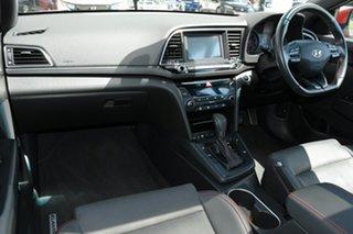 2016 Hyundai Elantra AD MY17 SR DCT Turbo Orange 7 Speed Sports Automatic Dual Clutch Sedan