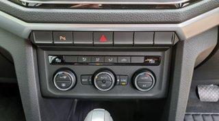 2020 Volkswagen Amarok 2H MY21 TDI580 4MOTION Perm Highline Deep Black Pearl Effect 8 Speed