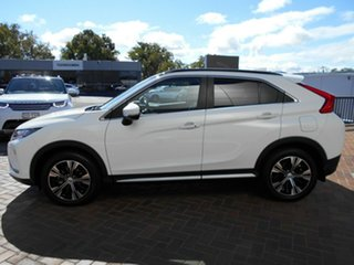 2018 Mitsubishi Eclipse Cross YA MY18 Exceed AWD White 8 Speed Constant Variable Wagon