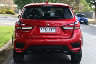 2020 Mitsubishi ASX XD MY20 MR 2WD Red 1 Speed Constant Variable Wagon