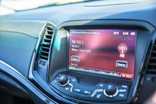 2015 Holden Ute VF MY15 SV6 Ute Storm White 6 Speed Sports Automatic Utility