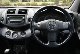 2009 Toyota RAV4 ACA33R MY09 Cruiser L Black 4 Speed Automatic Wagon
