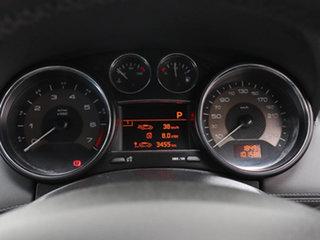 2011 Peugeot RCZ 1.6T Black 6 Speed Tiptronic Coupe