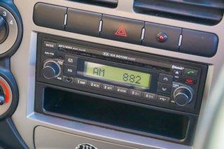 2011 Kia K2900 PU3 MY10 White 5 Speed Manual Cab Chassis