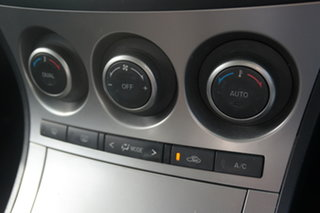 2009 Mazda 3 BL10L1 SP25 Black 6 Speed Manual Sedan