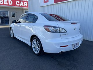 2010 Mazda 3 BL10L1 MY10 SP25 Activematic White 5 Speed Sports Automatic Sedan