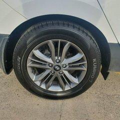 2013 Hyundai ix35 LM3 Elite White 6 Speed Sports Automatic Wagon