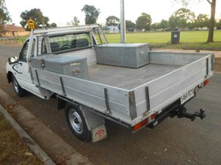 2004 Toyota Hilux RZN147R MY04 Workmate 4x2 5 Speed Manual Cab Chassis