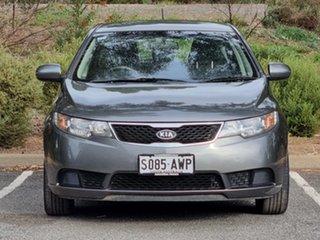 2013 Kia Cerato TD MY13 S Grey 6 Speed Sports Automatic Hatchback.