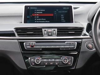 2018 BMW X1 F48 MY18 xDrive 25i M Sport Silver 8 Speed Automatic Wagon