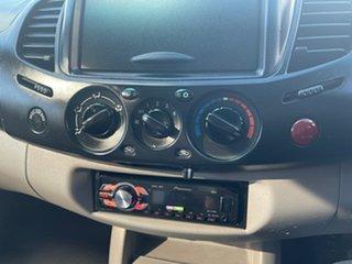 2007 Mitsubishi Triton ML GLX (4x4) White 5 Speed Manual 4x4 Double Cab Utility