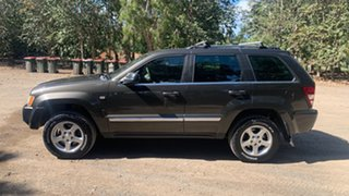 2005 Jeep Grand Cherokee Limited Bronze 5 Speed Automatic Wagon