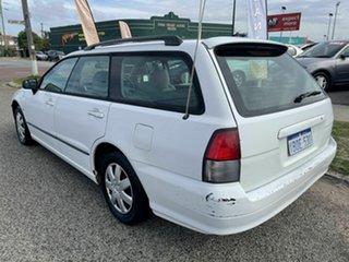 2003 Mitsubishi Magna TL ES White 4 Speed Auto Sports Mode Wagon