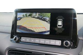 2020 Hyundai Kona Os.v4 MY21 Highlander 2WD Atlas White & Black Roof 8 Speed Constant Variable Wagon
