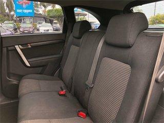 2010 Holden Captiva CG SX Silver 5 Speed Sports Automatic Wagon