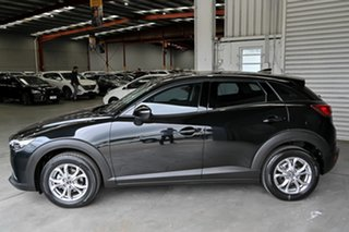 2019 Mazda CX-3 DK2W7A Maxx SKYACTIV-Drive FWD Sport Black 6 Speed Sports Automatic Wagon