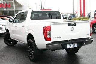 2020 Nissan Navara D23 S4 MY20 RX 4x2 White 7 Speed Sports Automatic Utility.