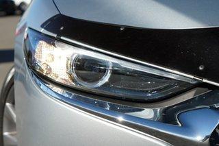 2020 Mazda 3 BP2SLA G25 SKYACTIV-Drive GT Sonic Silver 6 Speed Sports Automatic Sedan.