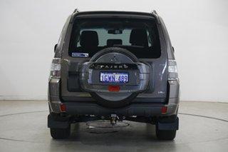 2014 Mitsubishi Pajero NW MY14 VR-X Brown 5 Speed Sports Automatic Wagon