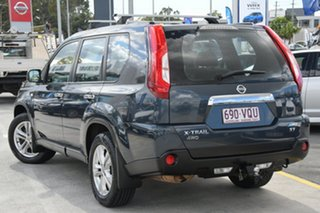 2011 Nissan X-Trail T31 Series IV ST Blue 1 Speed Constant Variable Wagon.