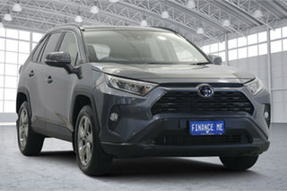 2019 Toyota RAV4 Mxaa52R GXL 2WD Graphite 10 Speed Constant Variable Wagon.
