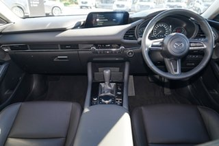 2020 Mazda 3 BP2SLA G25 SKYACTIV-Drive GT Sonic Silver 6 Speed Sports Automatic Sedan